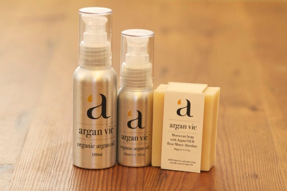 Argan Vie Packaging