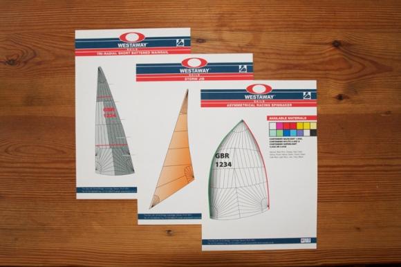 Westaway Sails Print