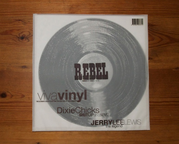 Rebel Country & Western Music Magazine
