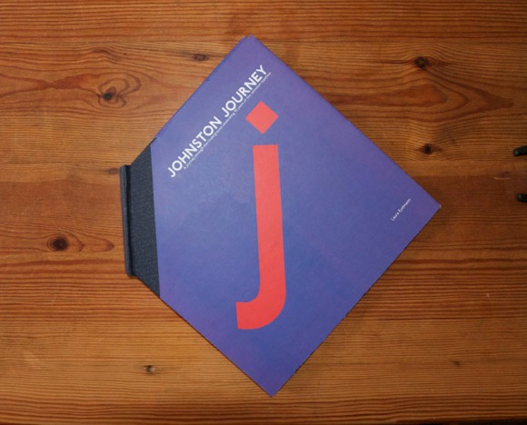 Johnston Journey Book Design