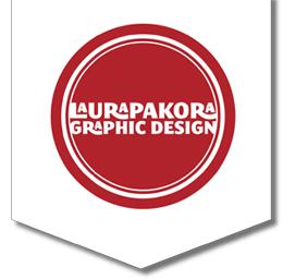 Laurapakora Design Logo