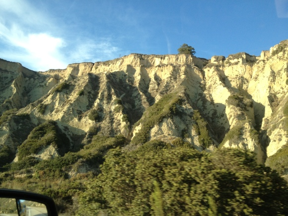 More amazing Californian landscapes from the car...