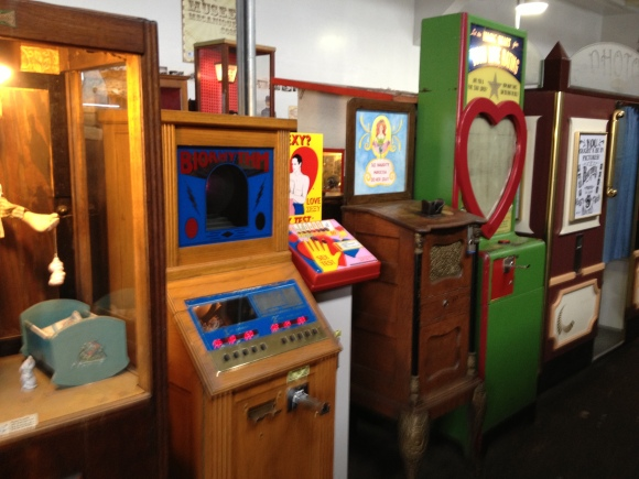 Arcade games galore...