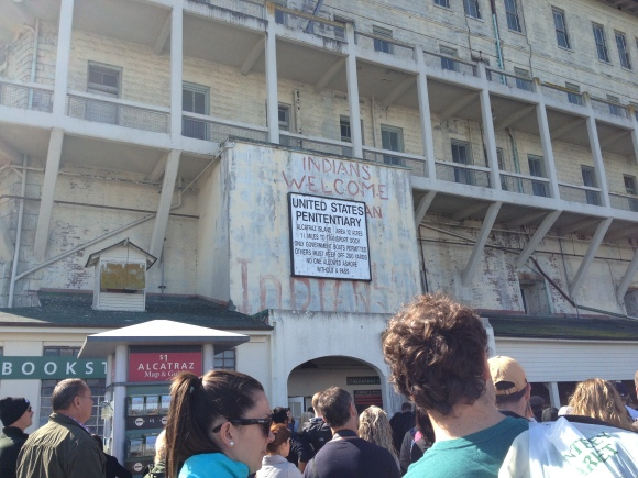 Welcome to Alcatraz!