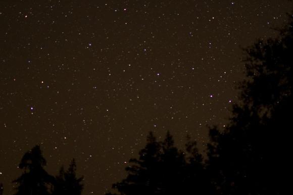 Millions of stars...