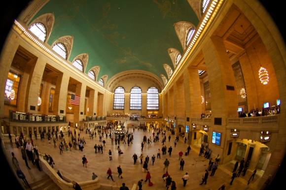 Grand Central Station - amazing...