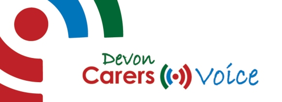 Devon Carers Voice Website Header
