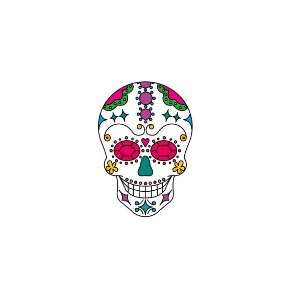 Final Sugar Skull