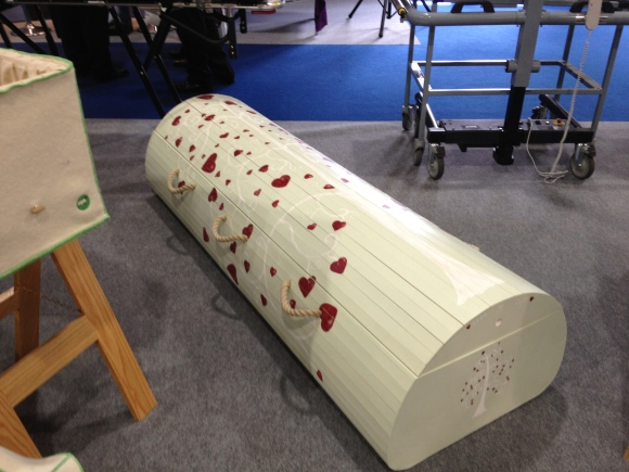 New coffin concepts