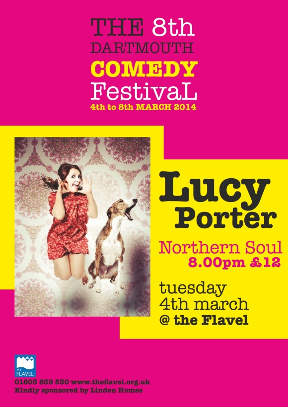 Lucy Porter Flavel Poster