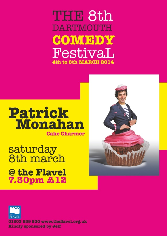 Patrick Monahan Flavel Poster
