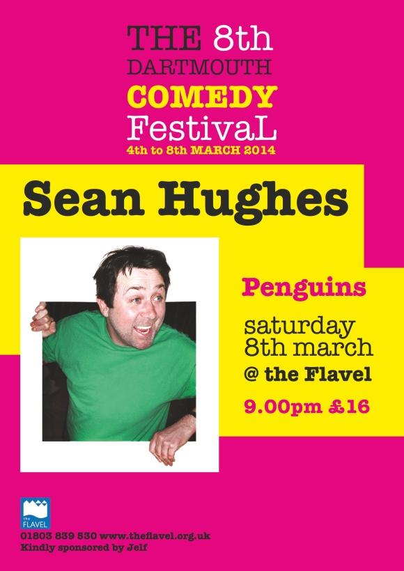 Sean Hughes Flavel Poster