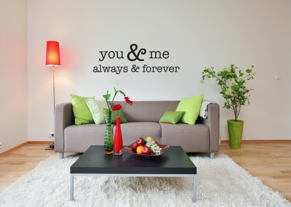 You and Me Quote