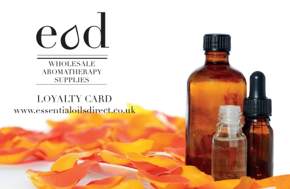 Essential Oils Direct Loyalty Card